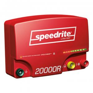 Speedrite 20000R with remote control 22j 200km/120ha (SW)